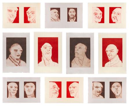 Thomas Schütte, 'Alte Freunde', 2010