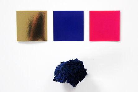 Yves Klein, 'Monochrome & Eponge', 1991