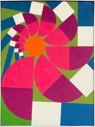 Attila Joláthy, 'Turbine --- Turbina', 1964