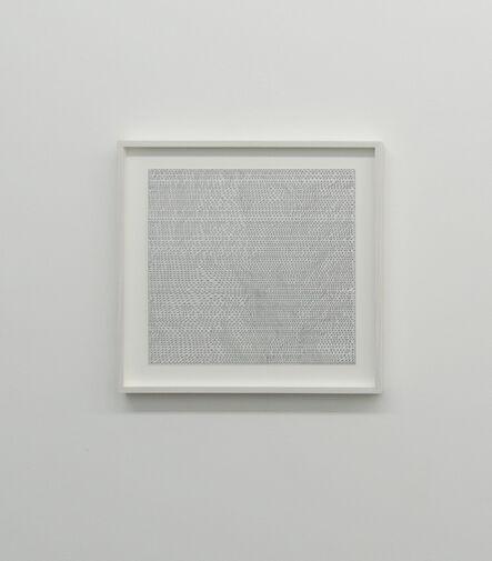 Giulia Ricci, 'Parallel/Bend no.4', 2013