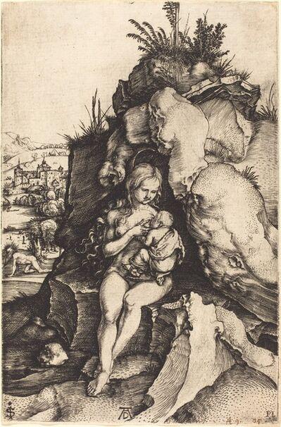Albrecht Dürer, 'The Penance of Saint John Chrysostom', ca. 1497