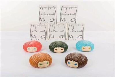 Yoshitomo Nara, 'Gummi Girl Candy Box, 2020', 2020