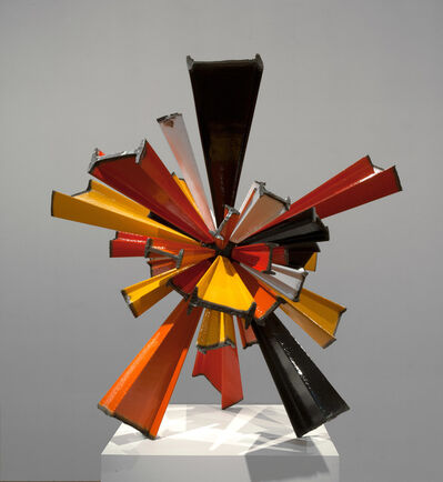 James Angus, 'I-beam Sunburst'