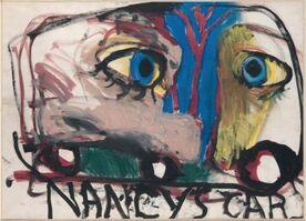 Jim Dine, 'Nancy's Car', 1960