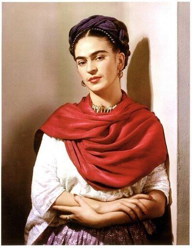 Nickolas Muray, 'Frida Kahlo', 1939