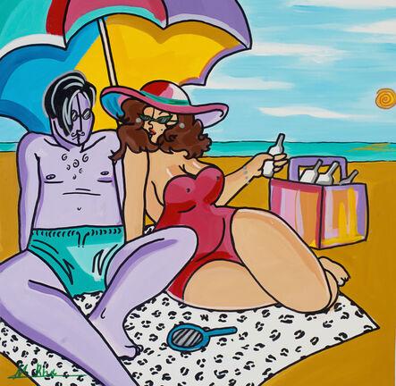 Rina Maimon, 'On the Beach ', 2013
