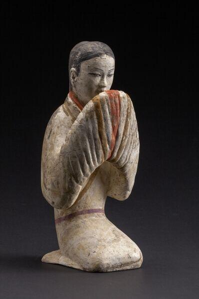 'Female figurine', 206 BC -9 AD