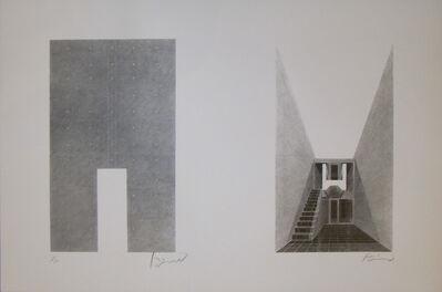 Tadao Ando, 'Row House of Sumiyoshi', 1998