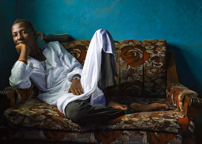 Andrew Esiebo, 'Untitled (Who We Are Series) ', 2010