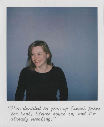 Brendan Carroll, 'Marisa', 1997