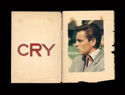 Jack Pierson, 'Cry', 2010
