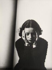 Florence Henri, 'Portrait Composition, (Portrait of Lore Krüger)', 1937