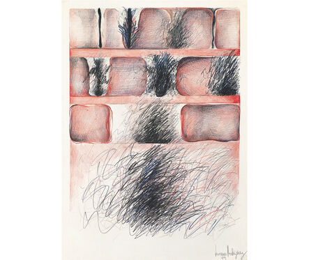 Susana Rodríguez, 'Escritura erótica', 1979