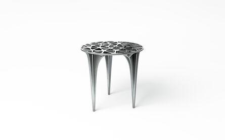 Janne Kyttanen, 'Sedona Side Table (Aluminium)', 2014