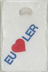 Jac Leirner, 'Void bag cheinha', 1989