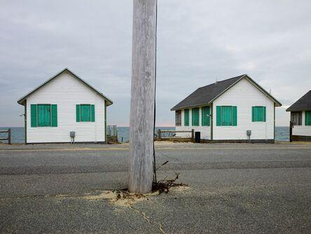 Josef Hoflehner, 'Green Windows, Cape Cod, Massachussetts '