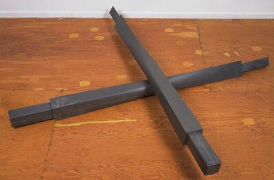 Bruce Nauman, 'Untitled (Crossbeans)', 1986