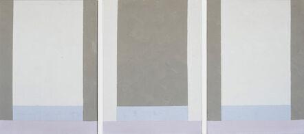 Nikita Alexeev, 'Serpent Mountains. A triptych', 2013