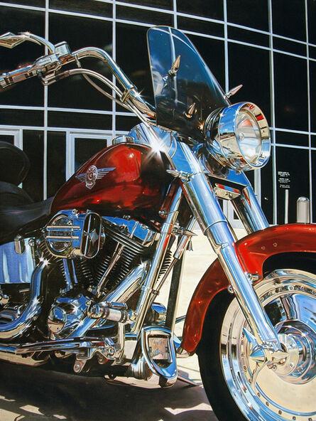 David Parrish, 'Harley Fat Boy', 2014