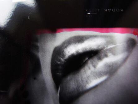 Daido Moriyama, 'Lips 24', Print date: 2012