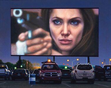 Andrew Valko, 'Angie Get Your Gun', 2018