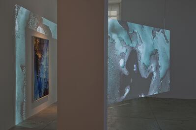 Matt Saunders, 'Poelzig / The Intricate Alps', 2015