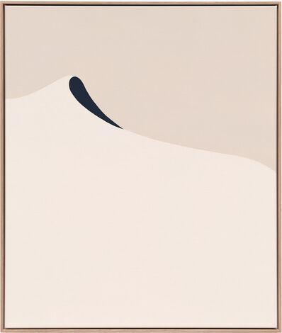 Caroline Walls, 'She Lay Down In Her Light', 2021