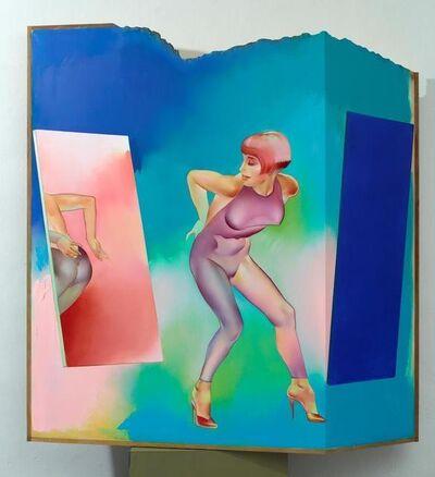 Allen Jones, 'In between', 2010