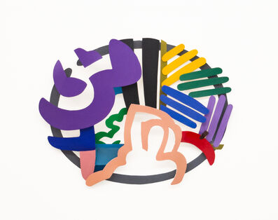 Tom Wesselmann, 'Maquette for Still Life with Johns and Matisse', 1991