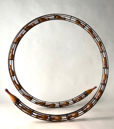 Aaron Kramer, 'Large Pin Spiral', 2011