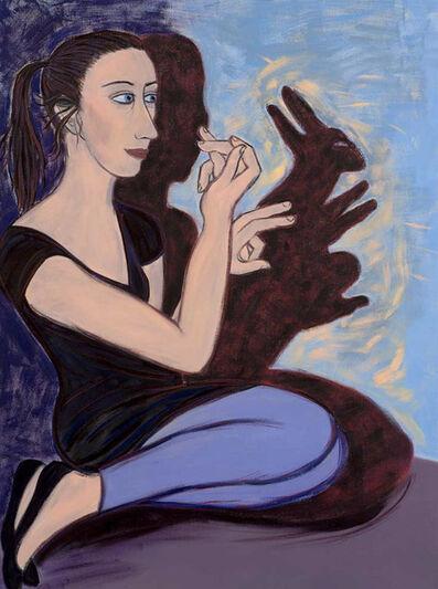 Eileen Cooper, 'Run Rabbit Run', 2013