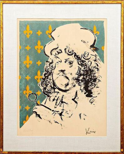 Jack Levine, 'The Art Lover', 1967