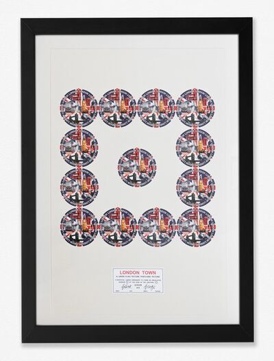 Gilbert and George, 'London Town', 2009