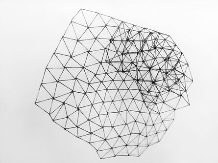 Colleen Wolstenholme, 'Multiply Connected Triangle', 2015