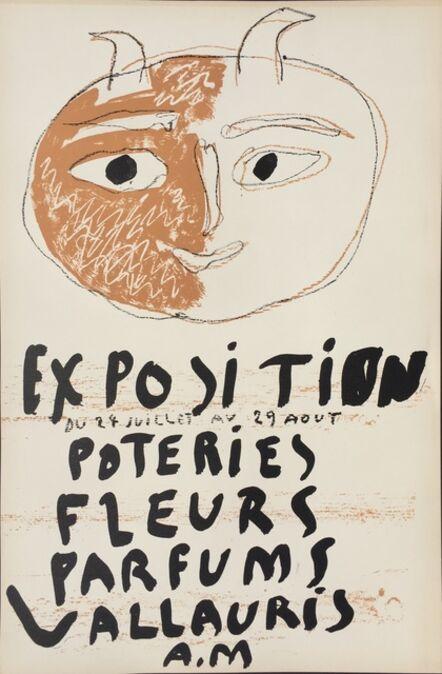 Pablo Picasso, 'Vallauris Exposition (Deuxième)', 1948