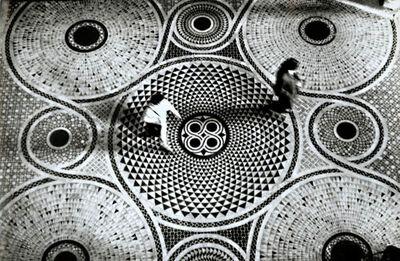Gianni Berengo Gardin, 'Mosaic Floor of Saint Mark's Cathedrale in Venice', 1965/1965c