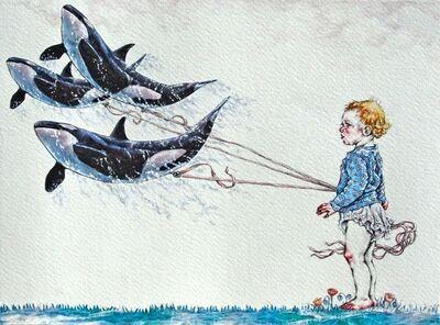 Tammy Salzl, 'Whale Catcher', 2010