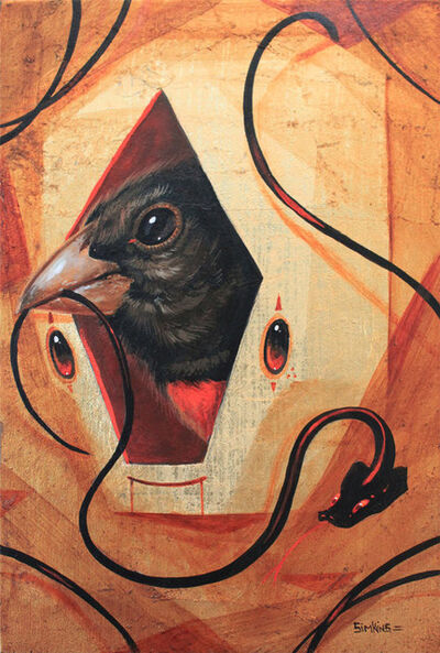 Greg 'Craola' Simkins, 'Roost', 2015