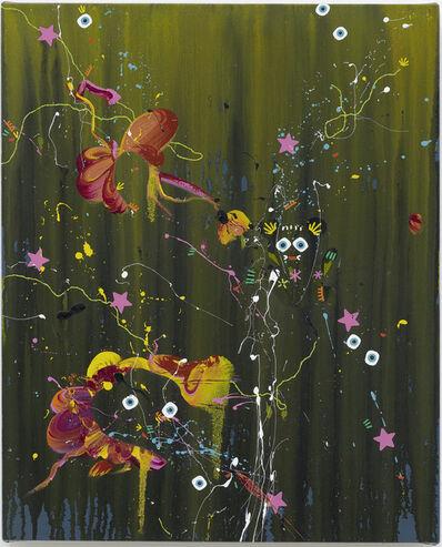 Fiona Rae, 'Humming Bear', 2013