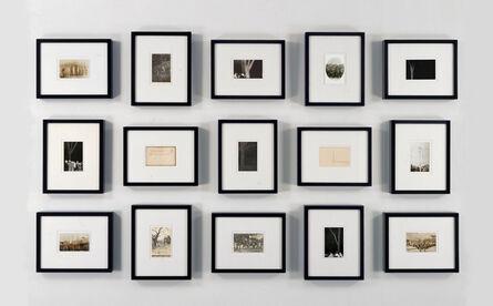Ken Gonzales-Day, 'Erased Lynching Postcards', 2000-2013