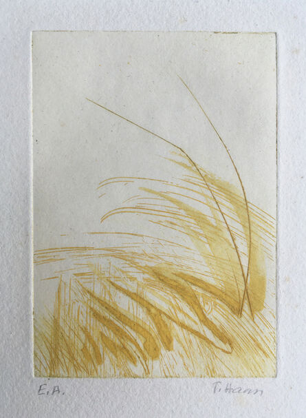Terry Haass, 'Leaves of Grass 6', 1966