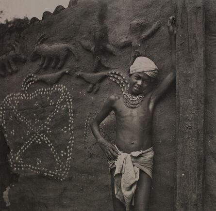 Sunil Janah, 'Hill Maria Boy, Bastar', 1940-1960