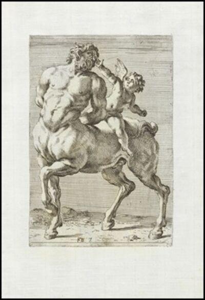 François Perrier, 'Centaurus amoris captiuus', 1638