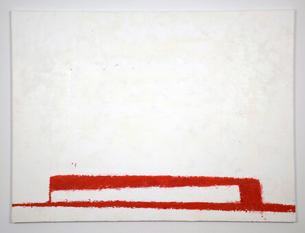 Sharon Brant, '#93-2016, An Uncertain Geometry', 2016