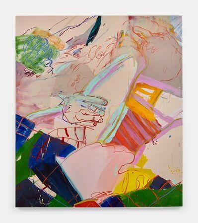 Sarah Faux, 'Sleeping arrangements', 2019