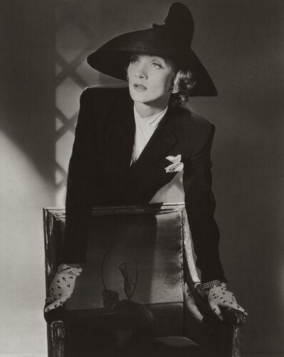 Horst P. Horst, 'Marlene Dietrich, New York', 1942