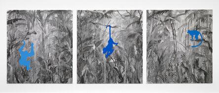 Djordje Ozbolt, 'Jungle blues', 2017