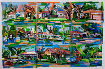 Hearne Pardee, 'Neighborhood', 2006