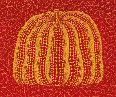 Yayoi Kusama, 'A Pumpkin (RY)', 2004