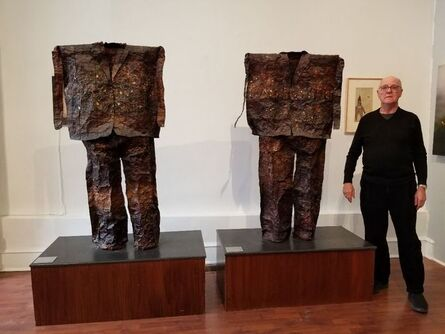 Lesley Dill, 'Copper Suits', 1995